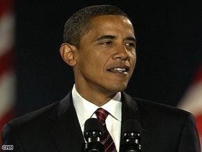 El President dels Estats Units, Barack Hussein Obama.