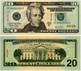 Andrew Jackson, el president que apareix als bitllets de 20 dòlars